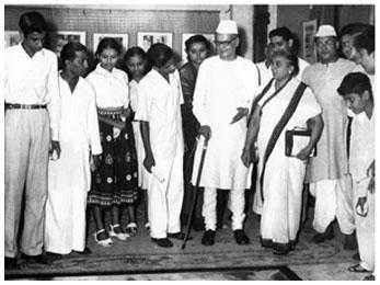 inaugural-function-of-Gandhi-smarak-nidhi