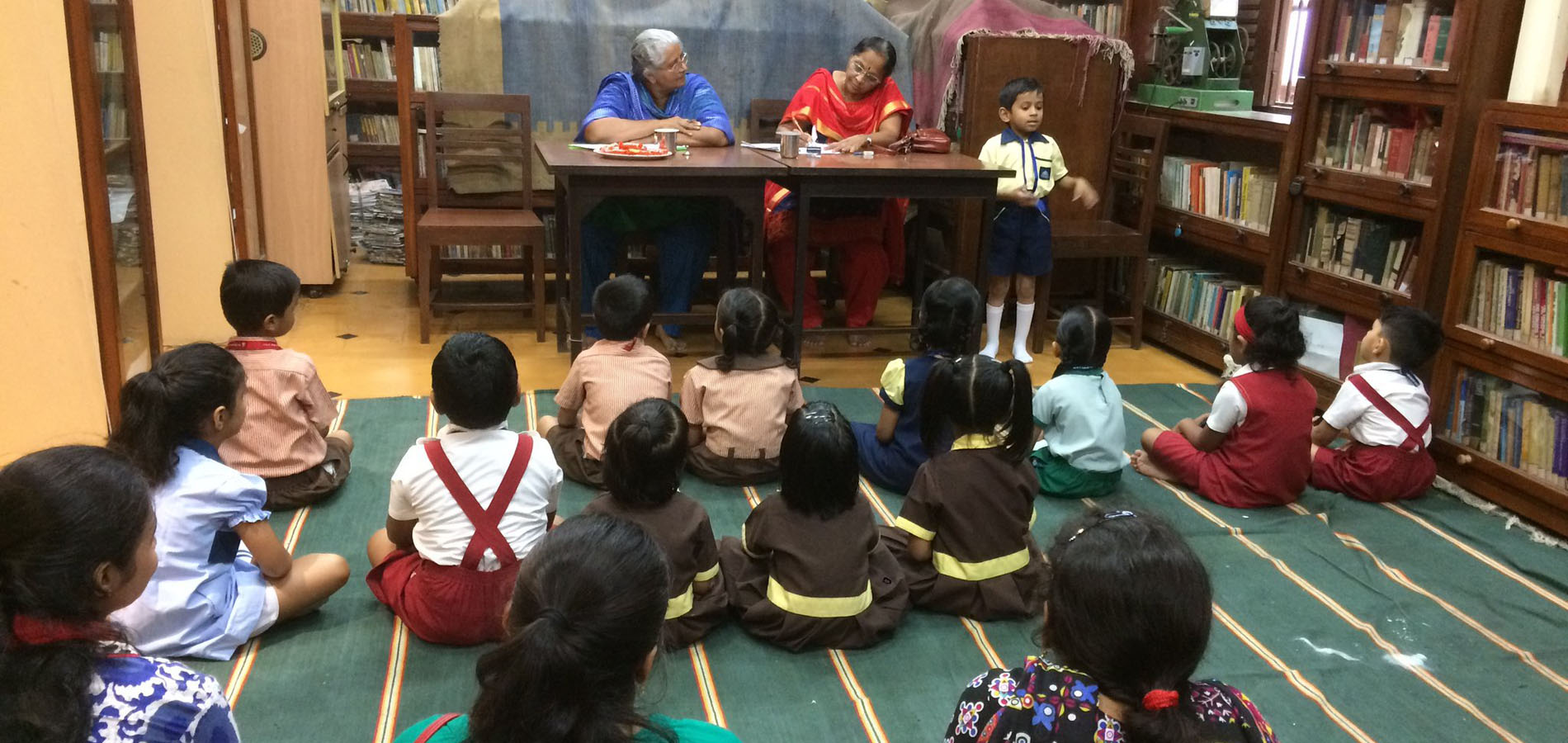 Story-telling Competition