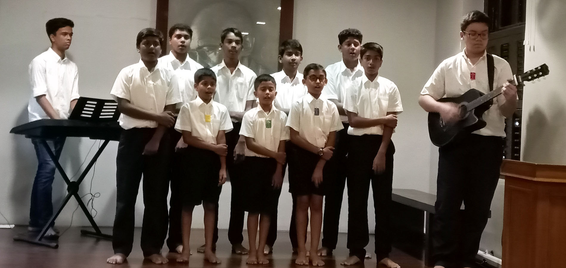 Group-singing Competition