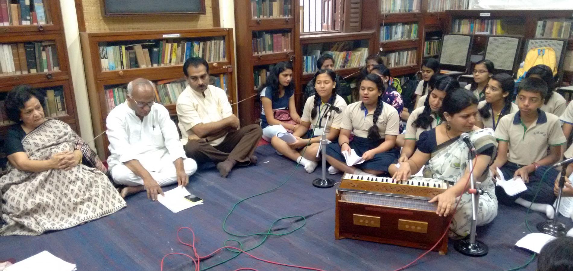 All Religion Prayer on Gandhi Birth Anniversary