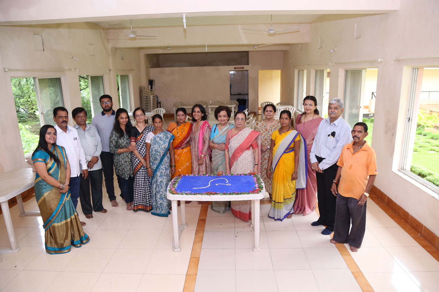 Guests with BMCentre staff